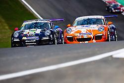 Dino Zamparelli finishes 3rd in Race 1   GT Marques   #88 Porsche 911 GT3 Cup   Porsche Carrera Cup GB   Race 1 - Rogan Thomson/JMP - 02/10/2016 - MOTORSPORT - Brands Hatch GP Circuit - Longfield, England - BTCC Season Finale.