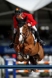 Ehning Marcus, GER, Pret A Tout<br /> FEI Nations Cup - CHIO Rotterdam 2017<br /> © Hippo Foto - Dirk Caremans<br /> Ehning Marcus, GER, Pret A Tout