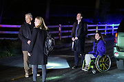 """""""After Hours"""" -- The NCIS agents' personal plans are interrupted when each of them catches errors in a seemingly cut-and-dried closed case, on NCIS, Tuesday, March 1 (8:00-9:00 PM, ET/PT), on the CBS Television Network. Pictured left to right: Mark Harmon, Emily Wickersham Sean Murray and Margo Harshman,  Photo: Jace Downs/CBS ©2016 CBS Broadcasting, Inc. All Rights Reserved"""