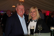 A stimulating Business Diary Date: 29th September to 1st October, Burlington Hotel Dublin – Irish Pubs Global Gathering Event.<br /><br />Pictured at the event- <br />Jim McGettigan<br />Catherine McGettigan<br /><br />•                     21 Countries represented<br />•                     Over 600 Irish Pub Enterprises from around the world<br />•                     The growth of Craft Beers<br />•                     Industry Experts<br />•                     Bord Bia – an export opportunity<br />•                     Transforming a Wet Pub into a Gastro Pub<br /><br />We love our Irish pubs but we of course have seen an indigineous decline resulting in closures nationwide in recent years.<br />Not such a picture worldwide where the Irish pub is a growing business success story.<br />Hence a global event and webcast in Dublin next week, called Irish Pubs Global Gathering Event  in the Burlington Hotel, Dublin, on September 29 to October 1st, backed by LVA and VFI.<br />Spurred on by The Irish Diaspora Global Forum in Dublin Castle 2 years ago, Irish entrepreneur Enda O Coineen has spearheaded www.irishpubsglobal.com into a global network with 20 chapters around the world and a database of over 4,000 REAL Irish pubs.<br />It promises to be a stimulating conference, with speakers bringing a worldwide perspective to the event. The Irish Pubs Global Gathering Event is a unique networking, learning and social gathering. A dynamic three-day programme bringing together Irish Pub owners & managers from all over the world and will focus on 'The Next Generation' of Irish pubs.<br /> <br />Key Note Speakers available for Interview<br />1.       Paul Mangiamele, CEO Bennigans<br />2.      Dr. Pearse Lyons, CEO ALLTECH<br />3.      Enda O Coineen, President of Irish Pubs Global<br />4.      Kingsley Aikins, CEO of Diaspora Matters<br /><br />Paul Mangiamele, CEO Bennigans<br />Paul M. Mangiamele is a veteran restaurant and retailing executive who joined Bennigan's Franchis