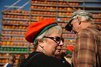 Pumpkin Fest activities around Lakes Region.    Karen Bobotas for the Laconia Daily Sun