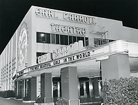 1946 Earl Carroll Theater