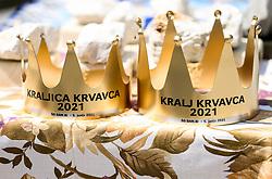 Vzpon za kralja in kraljico Krvavec 2021, on June 5, 2021, in Cerklje na Gorenjskem, Slovenia.  Photo by Vid Ponikvar / Sportida