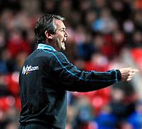 Photo: Alan Crowhurst.<br />Southampton v Cardiff City. Coca Cola Championship. 13/03/2007. Southampton's coach George Burley.