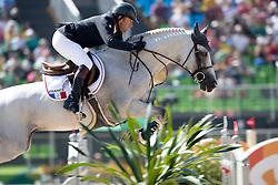 Rozier Philippe, FRA, Rahotep de Toscane<br /> Olympic Games Rio 2016<br /> © Hippo Foto - Dirk Caremans<br /> 14/08/16