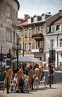 26.05.2013 Bialystok N/z swieto ulicy Kilinskiego, jednej z najstarszych w miescie fot Michal Kosc / AGENCJA WSCHOD