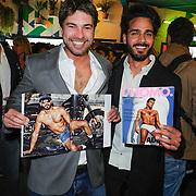 NLD/Amsterdam/20150420 - Presentatie L'Homo 2015, Rick Brandsteder