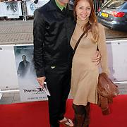 NLD/Amsterdam/20070522 - Premiere Pirates Of The Caribbean 3, Hugo Metsers en partner Patricia Plug