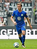 Yannick Gerhardt (Wolfsburg) <br /> Frankfurt, 26.08.2017, Fussball Bundesliga, Eintracht Frankfurt - VfL Wolfsburg 0:1<br /> <br /> Norway only