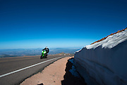 Pikes Peak International Hill Climb 2014: Pikes Peak, Colorado. 16