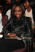 October 13, 2012- Bronx, NY: Recording Artist Estelle at the Black Girls Rock! Awards presented by BET Networks and sponsored by Chevy held at the Paradise Theater on October 13, 2012 in the Bronx, New York. BLACK GIRLS ROCK! Inc. is 501(c)3 non-profit youth empowerment and mentoring organization founded by DJ Beverly Bond, established to promote the arts for young women of color, as well as to encourage dialogue and analysis of the ways women of color are portrayed in the media. (Terrence Jennings)
