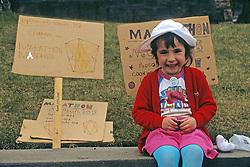 Selling Lemonade At The Boston Marathon 1988