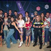 NLD/Amsterdam/20190613 - Inloop uitreiking De Beste Social Awards 2019, alle prijswinnaars
