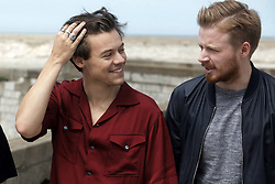 Harry Styles and Jack Lowden attending the Photocall of Dunkirk in Dunkerque, France, on July 16, 2017. Photo by Sylvain Lefevre/ABACAPRESS.COM