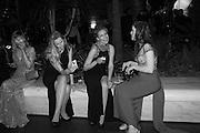 RACHEL CEFALU; SARAH CEFALU, ALICIA FLATT Great Gatsby(Presidential( Inaugural(Ball, National'Portrait'Gallery'&'Smithsonian'American'Art' Museum,, Inauguration of Donald Trump ,  Washington DC. 20  January 2017