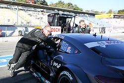 October 14, 2017 - Motorsports: DTM race Hockenheim-II, Saison 2017 - 9. Event Hockenheimring, GER, # 6 Robert Wickens (CAN, HWA AG, Mercedes-AMG C63 DTM) (Credit Image: © Hoch Zwei via ZUMA Wire)