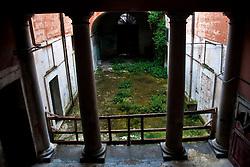 Massafra, Taranto.<br /> Vecchio Ospedale in disuso