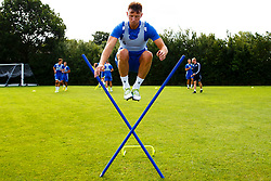Ollie Clarke of Bristol Rovers - Mandatory by-line: Matt McNulty/JMP - 31/07/2017 - FOOTBALL - Bristol Rovers Training Ground - Bristol, England - Bristol Rovers Training