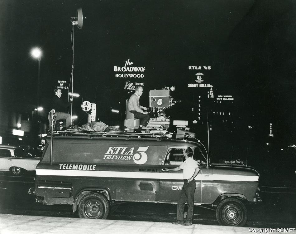 1965 KTLA TV truck
