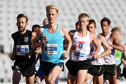 JUNE 5, 2018: Athletics - Marselis Hotel Aarhus Nordic Challenge 2018 in Ceres Park, Aarhus, Danmark, on 6.06.2018. Photo Credit: Allan Jensen/EVENTMEDIA.