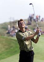 Dutch Open Golf. Beste Nederlander was Hayo Bensdorp met -2