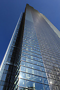 The Heron Tower is a new skyscraper on the City of London's Bishopsgate, designed by archtiects Kohn Pedersen Fox, completed in 2010