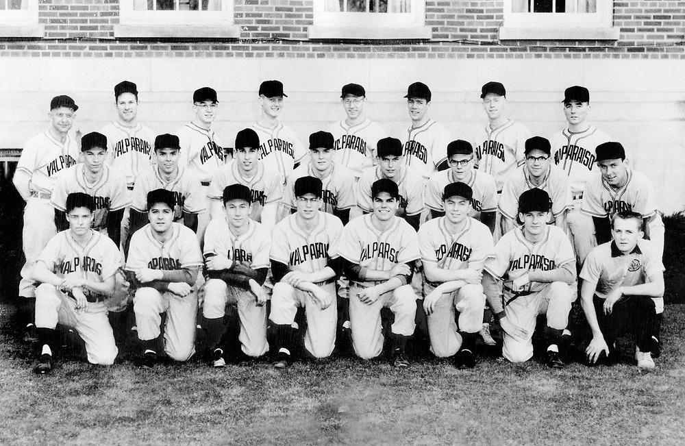 1955 Baseball<br /> Indiana Collegiate Conference<br /> Regular Season Champion