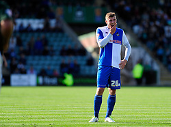 Bristol Rovers' Ryan Brunt cuts a dejected figure as his team lose 1 - 0  - Photo mandatory by-line: Dougie Allward/JMP - Tel: Mobile: 07966 386802 07/09/2013 - SPORT - FOOTBALL -  Home Park - Plymouth - Plymouth Argyle V Bristol Rovers - Sky Bet League Two