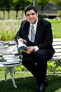 Belo Horizonte_MG, Brasil...Presidente da Usiminas, Sr. Marco Antonio Castelo Branco...The Usiminas president, Mr. Marco Antonio Castelo Branco...Foto: BRUNO MAGALHAES / NITRO