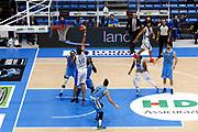 DESCRIZIONE : Capo dOrlando Lega A 2015-16 Betaland Orlandina Basket Vanoli Cremona<br /> GIOCATORE : Sandro Nicevic<br /> CATEGORIA : Tiro Gancio<br /> SQUADRA : Betaland Orlandina Basket<br /> EVENTO : Campionato Lega A Beko 2015-2016 <br /> GARA : Betaland Orlandina Basket Vanoli Cremona<br /> DATA : 15/11/2015<br /> SPORT : Pallacanestro <br /> AUTORE : Agenzia Ciamillo-Castoria/G.Pappalardo<br /> Galleria : Lega Basket A Beko 2015-2016<br /> Fotonotizia : Capo dOrlando Lega A Beko 2015-16 Betaland Orlandina Basket Vanoli Cremona