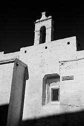 Questa cappella è situata nel centro storico di Lizzano, paesino della provincia di Taranto. La sua particolarità è che di tipo ipogea, cioè situata al di sotto del livello stradale di circa 1,5 m. Il suo campanile, alto 2,5 m, possedeva una campana che è stata rubata risalente al 1736.