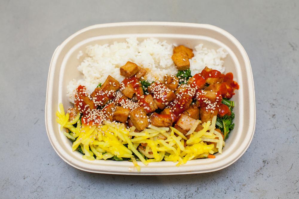 Tofu Bowl from TaKorean ($11.24)