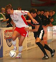 v.l. Hermanni Vuorinen, Martin Marcinkiewicz  Pauli<br /> Salzbrenner Cup 2007 FC St. Pauli II - Fredrikstad FK DIGITALSPORT / NORWAY ONLY