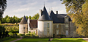 Chateau Chattonniere near Azay le Rideau, Loire Valley, France