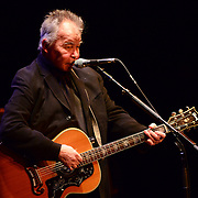 John Prine performs in the 2013 Portsmouth Singer Songwriter Festival at The Music Hall in Portsmouth, NH, on April 20, 2013