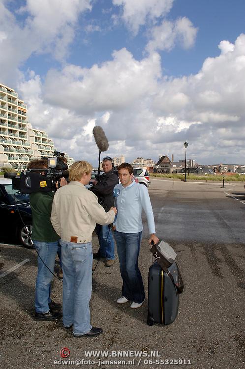 NLD/Noordwijk/20060829 - Nederlands Elftal komt bijeen voor de wedstrijd tegen Luxemburg, Joris Matthijsen