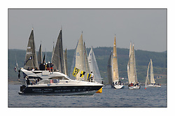 Bell Lawrie Series Tarbert Loch Fyne - Yachting.The third day's inshore races, which transpired to be the last...Stargate the PRO at the Graham Technology Fleet including Classes 1-4 ..