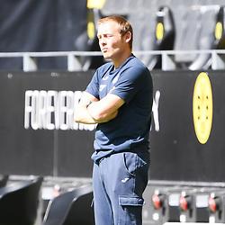 27.06.2020, xmeix, 1.Fussball Bundesliga, Borussia Dortmund - TSG 1899 Hoffenheim, empor. v.l.n.r, <br /> Hoffenheims Co-Trainer Matthias Kaltenbach<br /> <br /> <br /> <br /> Foto: Sascha Meiser/APF/Pool/PIX-Sportfotos<br /> <br /> Nur für journalistische Zwecke!<br /> Only for editorial use!<br /> Nutzungsbedingungen: http://poolbilder.de/nutzungsvereinbarung.pdf<br /> <br /> Foto © PIX-Sportfotos *** Foto ist honorarpflichtig! *** Auf Anfrage in hoeherer Qualitaet/Aufloesung. Belegexemplar erbeten. Veroeffentlichung ausschliesslich fuer journalistisch-publizistische Zwecke. For editorial use only. DFL regulations prohibit any use of photographs as image sequences and/or quasi-video.