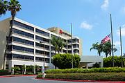 Fullerton Marriott at California State University, Adjacent to the School