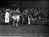 "1957 - Soccer ""B"" International: Ireland v Romania"