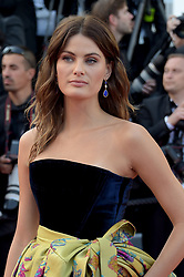 Isabeli Fontana attending the Rocketman premiere, held at the 72nd Cannes Film Festival on May 16, 2019.