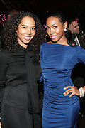 7 March 2011- New York, NY- Melissa Kramer and Teri Johnson at the Power of Urban Presentation and Reception hosted by Magic Johnson and Yucaipa and held at the Empire Penthouse on March 7, 2011 in New York City. Photo Credit: Terrence Jennings/Photo Credit: Terrence Jennings for Uptown Magazine