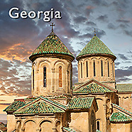 Pictures & Images of Georgia, Country, Historic & Landmark Places & Museum Antiquities