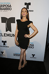 LOS ANGELES, CA - JUNE 26: Roxana Pena arrives for the Screening Of Telemundo's 'Jenni Rivera: Mariposa De Barrio' at The GRAMMY Museum on June 26, 2017 in Los Angeles, California. Byline, credit, TV usage, web usage or linkback must read SILVEXPHOTO.COM. Failure to byline correctly will incur double the agreed fee. Tel: +1 714 504 6870.