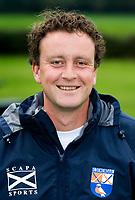 BLOEMENDAAL - Heren I seizoen 2009-2010.   Ferry van Bruggen.  COPYRIGHT KOEN SUYK