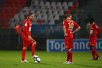 FOOTBALL - FRENCH CHAMPIONSHIP 2009/2010  - L1 - LE MANS UC v AS SAINT ETIENNE - 29/11/2009 - PHOTO ERIC BRETAGNON / DPPI - THORSTEIN HELSTAD  (MUC)