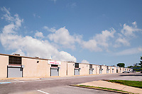 Architectural exterior image of Russell Street Warehouse in Baltimore MD by Jeffrey Sauers of CPI Productions