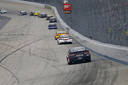 May 6, 2018 - Dover, Delaware, United States of America - Clint Bowyer (14) battles for position during the AAA 400 Drive for Autism at Dover International Speedway in Dover, Delaware. (Credit Image: © Justin R. Noe Asp Inc/ASP via ZUMA Wire)