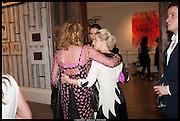 ELISABETH ESTEVE, Royal Academy of Arts Summer Exhibition 2014. Piccadilly. London. 4 June 2014.