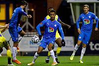 Alex Reid. Stockport County 0-0 Solihull. Vanarama National League. 27.10.20